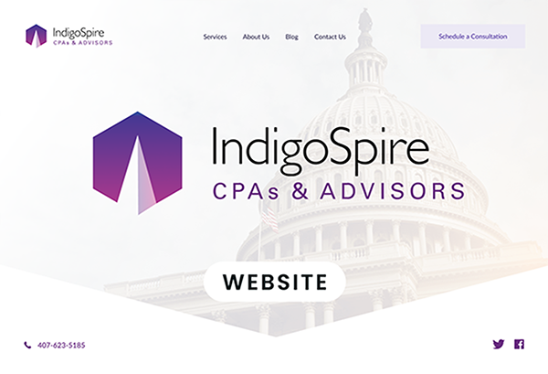 IndigoSpire Advisors Website