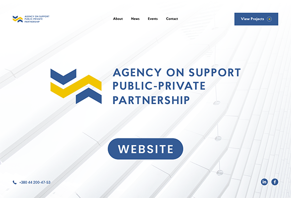 PPP Agency UA Website