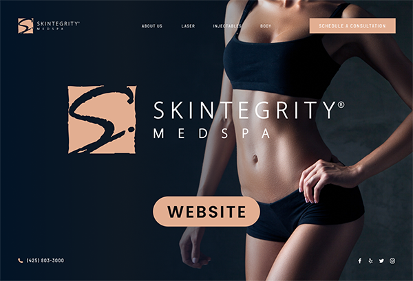 Skintegrity MedSpa Website
