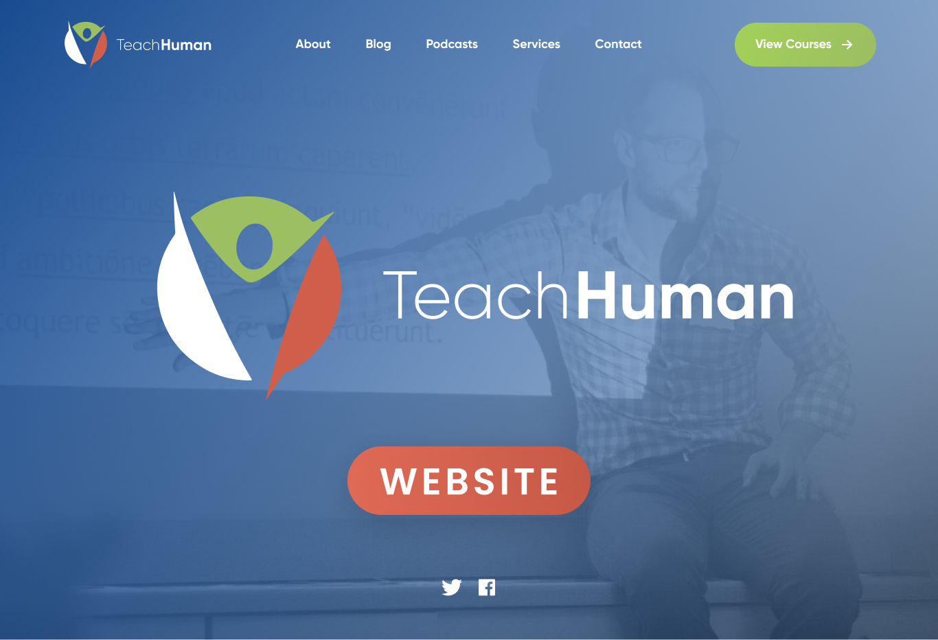 TeachHuman Website