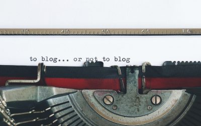 5 Tips to Get More Out of Blogging
