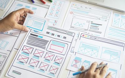 The Role of Wireframes in Web Design and Development